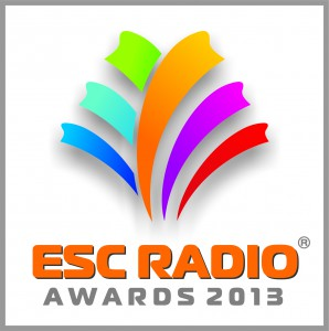 ESC Radio Awards - Logo 2013