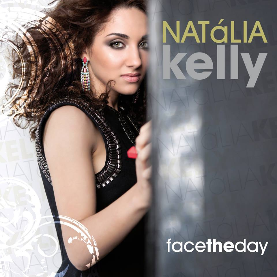 AT_Natália Kelly Face The Day Cover