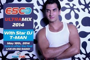 UltraMix 2014 DJ T-MAN