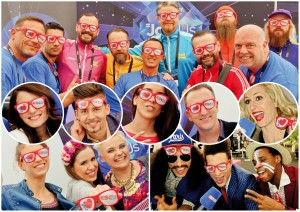 Win a pair of ESC Radio funglasses!