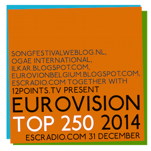 ESC TOP 250 – vote for your favourite songs from the