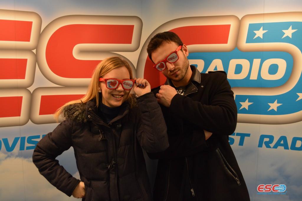 Monika Linkytė & Vaidas Baumila (Lithuania)