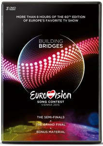 3DVD Eurovision Song Contest 2015