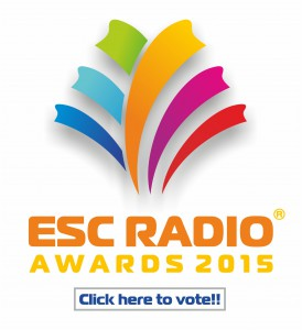 ESC RADIO AWARDS - LOGO 2015-vote