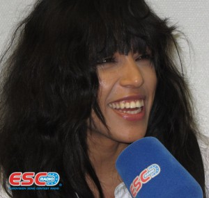 Loreen interviewed (c)ESC Radio