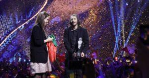 Salvador Sobral winner