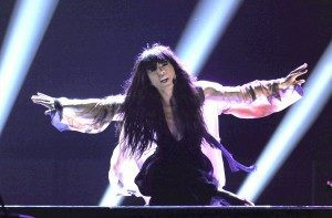 Loreen performing Euphoria_300x197