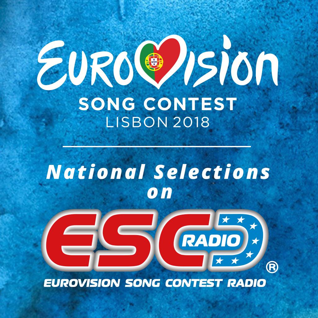 National Selections on ESC Radio