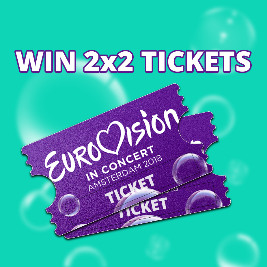 Comp_2x2Tickets_EurovisioninConcert2018 | ESC Radio