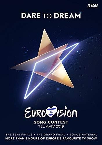 Competition – Win the 3-disc DVD Eurovision Tel Aviv 2019
